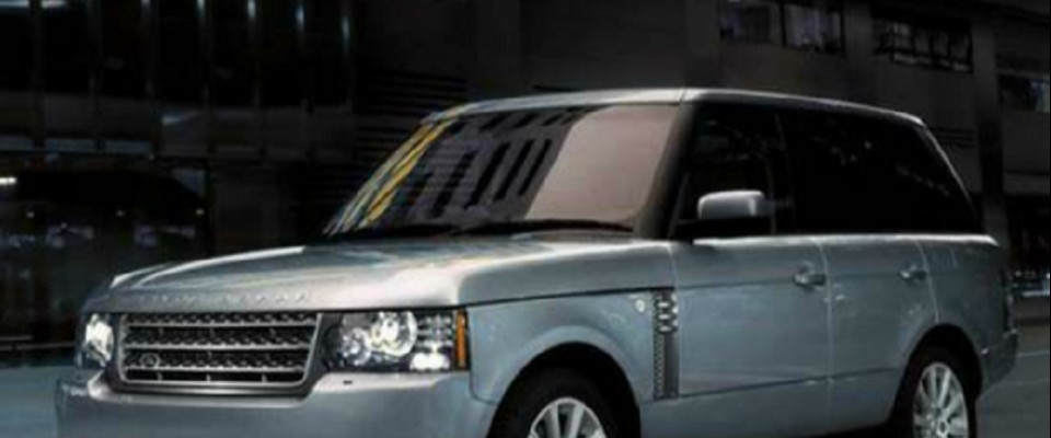 Rental Security: Range Rover.  Fuente:  www.jyjvehiculosblindados.com